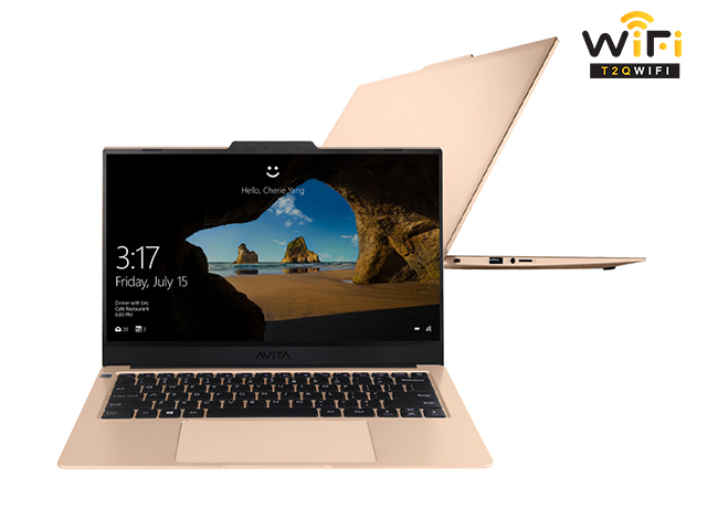 Địa chỉ cung cấp Laptop Avita LIBER V14 màu vàng unicorn gold chất lượng với giá tốt