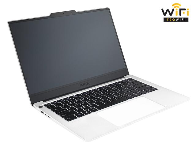 Laptop Avita LIBER V14 i7 màu trắng pearl white quý phái