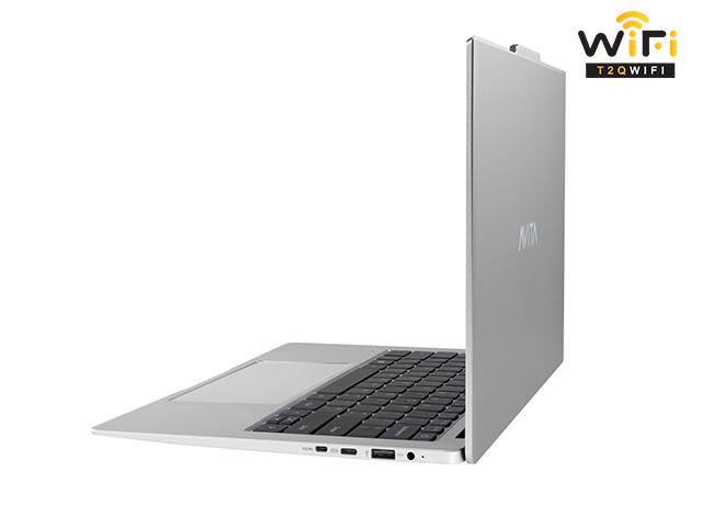 Laptop Avita LIBER V14 màu bạc space gray mag đến tính năng ưu việt cho người dùng