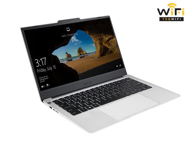 Laptop AVITA LIBER V 14 Màu Xám Cloud Silver sang trọng