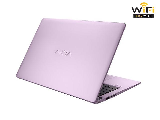 T2QWIFI chuyên cung cấp Laptop Avita LIBER V14 màu tím fragrant lilac chính hãng, giá rẻ