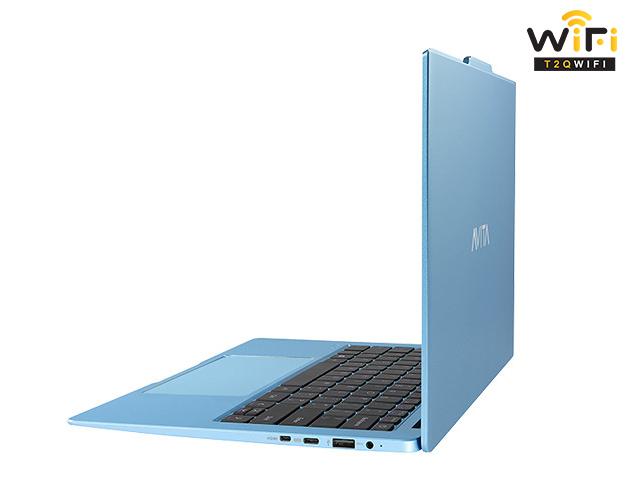 Laptop Avita LIBER V14 màu xanh angel blue chính hãng
