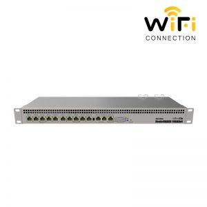 Thiết Bị Router cân bằng tải MIKROTIK RB1100AHx4, Hỗ trợ 500 user