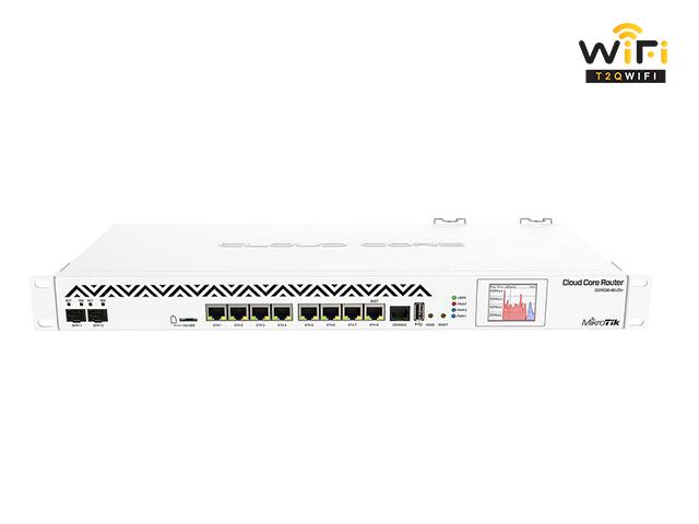 Địa chỉ chuyên cung cấp thiết bị Router Mikrotik CCR1036-12G-4S chính hãng