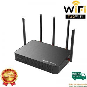 Thiết Bị Cân Bằng Tải RUIJIE RG-EG105GW Tích hợp Wifi, Hỗ Trợ 100 User, Tốc độ truy cập wifi lên đến 1.267Gbps