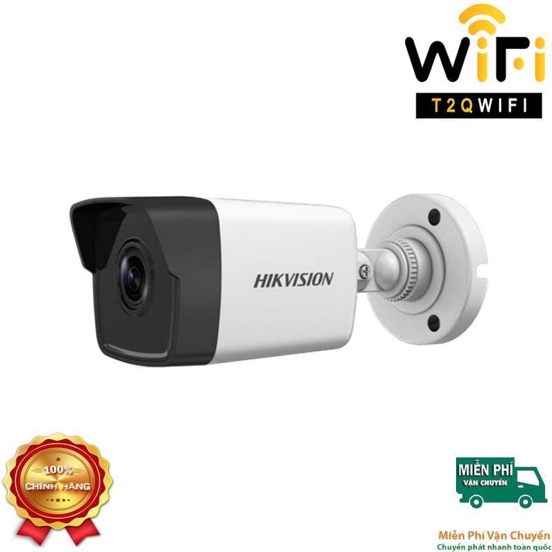 Camera IP HD Thân Hồng ngoại 1MP HIKVISION DS-2CD1001-I Chuẩn nén H.264