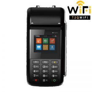 Máy thanh toán thẻ POS PAX D210 (3G, WIFI, BT, RF, Máy in nhiệt)