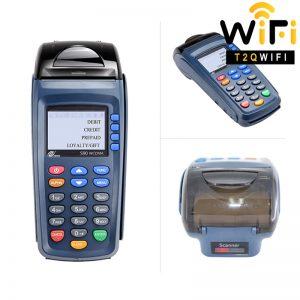 Máy thanh toán thẻ POS PAX S90 in nhiệt, kết nối 3G+RF