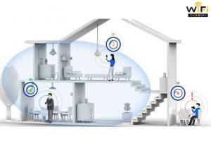 Ứng dụng của mesh wifi trong thực tế