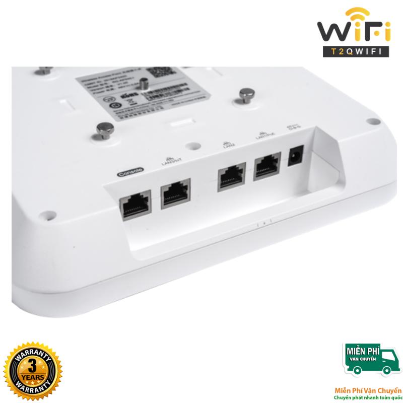 Cấu tạo của thiết bị phát sóng wifi Ruijie RG-AP840-I