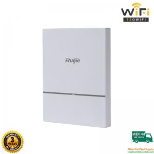 Thiết bị phát sóng WiFi Ruijie RG-AP820-L(V2) thế hệ WiFi 6, tốc độ tối đa 2.4Gbps