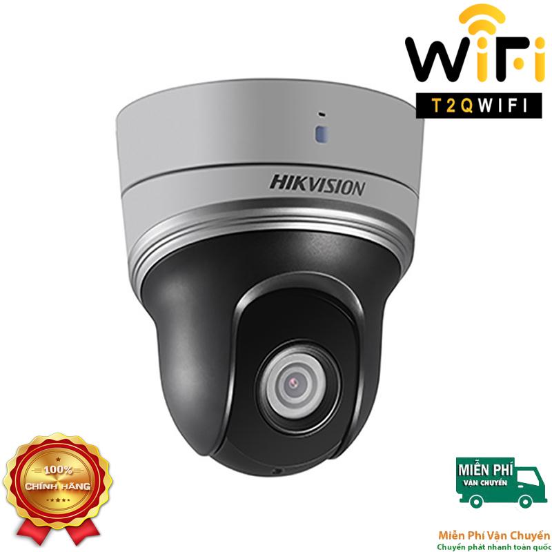 Camera IP Mini SPEED DOME - PTZ 2MP HIKVISION DS-2DE2204IW-DE3 (Indoor)