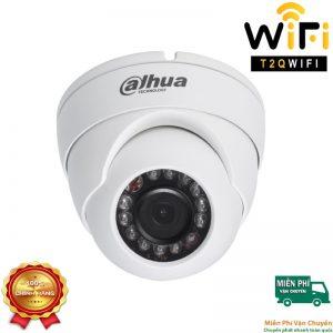 Camera HDCVI Dome Hồng ngoại Lite 8MP DAHUA DH-HAC-HDW1800MP