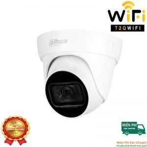 Camera HDCVI Dome Hồng ngoại Lite 8MP DAHUA DH-HAC-HDW1800TLP