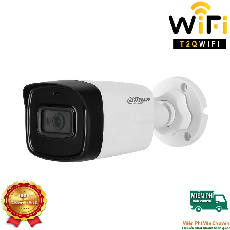 Camera HDCVI Thân Hồng ngoại Lite 2MP DAHUA DH-HAC-HFW1200TLP-A-S4, tích hợp MIC