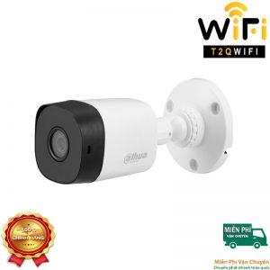 Camera HDCVI Thân Lite Plus 2MP DAHUA DH-HAC-HFW1239TP-A-LED, FULL-COLOR