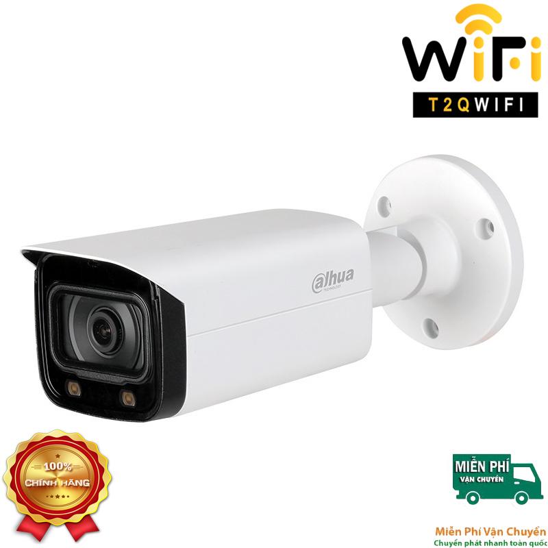 Camera HDCVI Thân Starlight Lite Pro 2MP DAHUA DH-HAC-HFW2249TP-I8-A-LED, FULL-COLOR