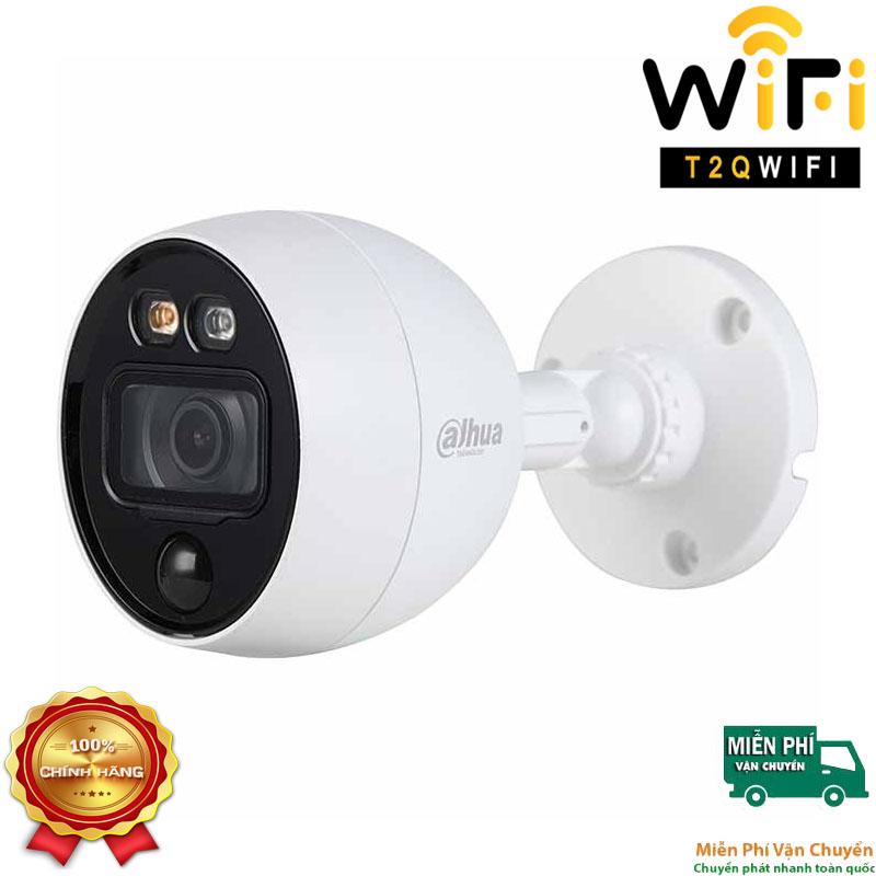 Camera HDCVI Thân Hồng ngoại Lite 5MP DAHUA DH-HAC-ME1200BP-LED, hỗ trợ IoT