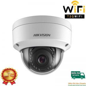 Camera IP Dome Hồng ngoại 2MP HIKVISION DS-2CD1123G0E-I (L) Chuẩn nén H.265