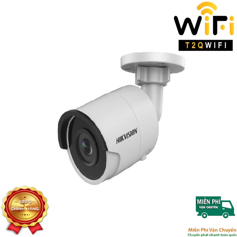 Camera IP Thân Hồng ngoại 4MP HIKVISION DS-2CD2043G0-I Chuẩn nén H.265+