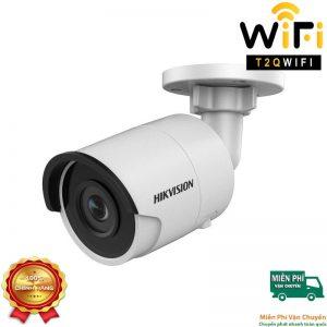 Camera IP Thân Hồng ngoại 5MP HIKVISION DS-2CD2055FWD-I Chuẩn nén H.265+