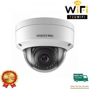 Camera IP Dome Hồng ngoại 2MP HIKVISION DS-2CD2121G0-IWS Chuẩn nén H.265+