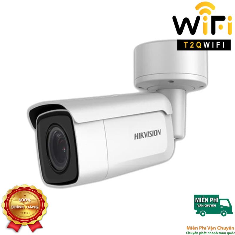 Camera IP Thân Hồng ngoại 4MP HIKVISION DS-2CD2643G0-IZS Chuẩn nén H.265+