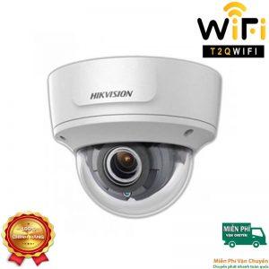 Camera IP Dome Hồng ngoại 2MP HIKVISION DS-2CD2725FWD-IZS Chuẩn nén H.265+