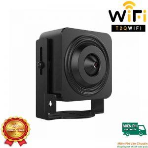 Camera IP bí mật 1MP HIKVISION DS-2CD2D11G0-D/NF(3.7mm) Chuẩn nén H.265+