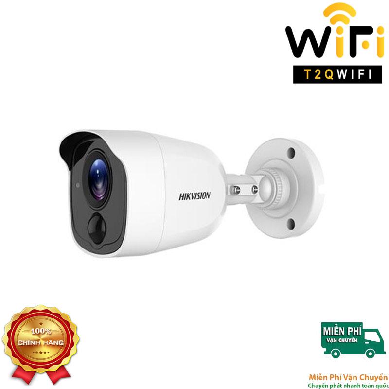 Camera HD-TVI Thân Hồng ngoại 5MP HIKVISION DS-2CE11H0T-PIRL