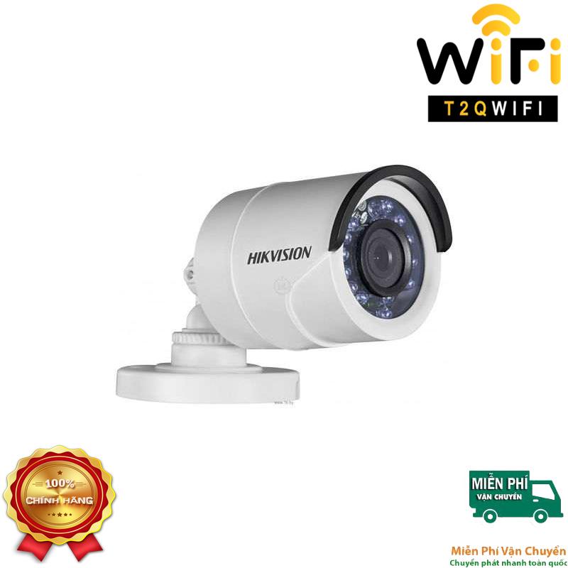 Camera HD-TVI Thân Hồng ngoại 2MP HIKVISION DS-2CE16D0T-IR