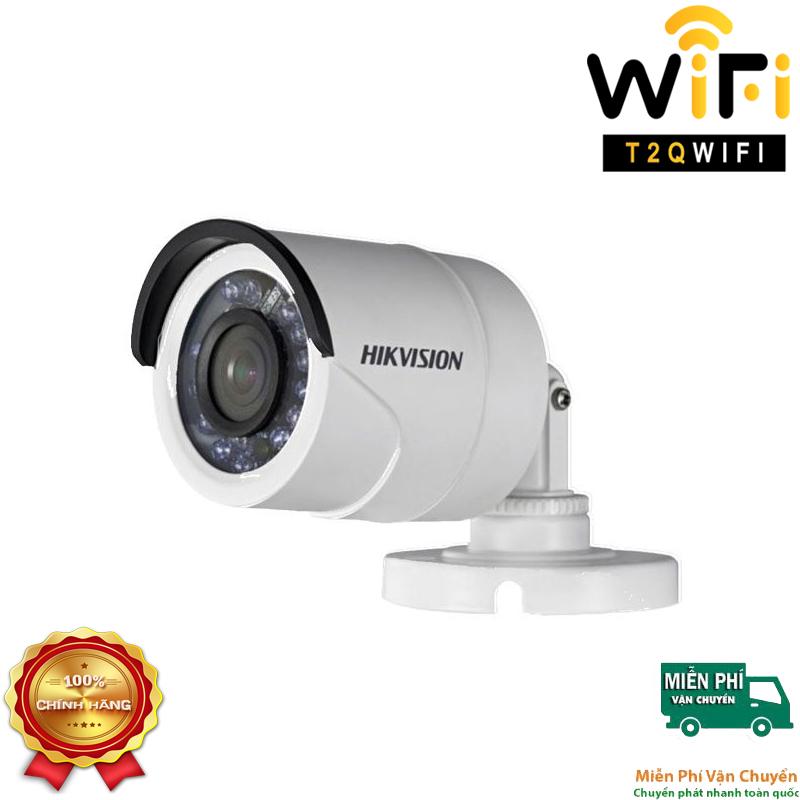 Camera HD-TVI Thân Hồng ngoại 2MP HIKVISION DS-2CE16D0T-IRE (POC)