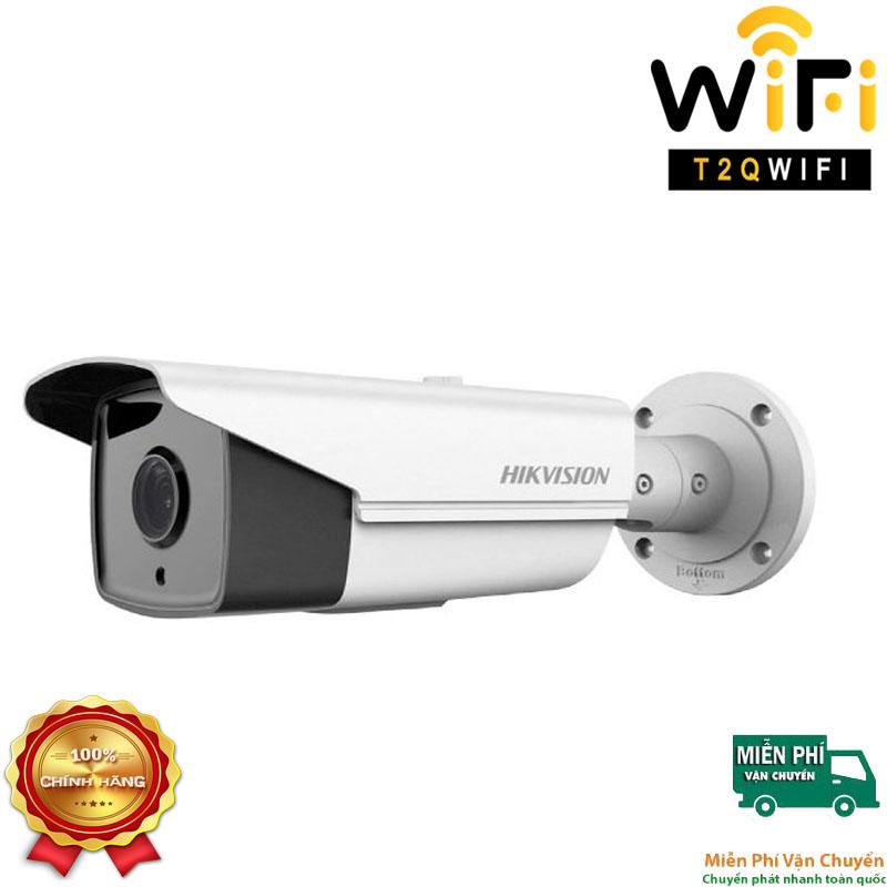 Camera HD-TVI Thân Hồng ngoại 8MP HIKVISION DS-2CE16U1T-IT3F
