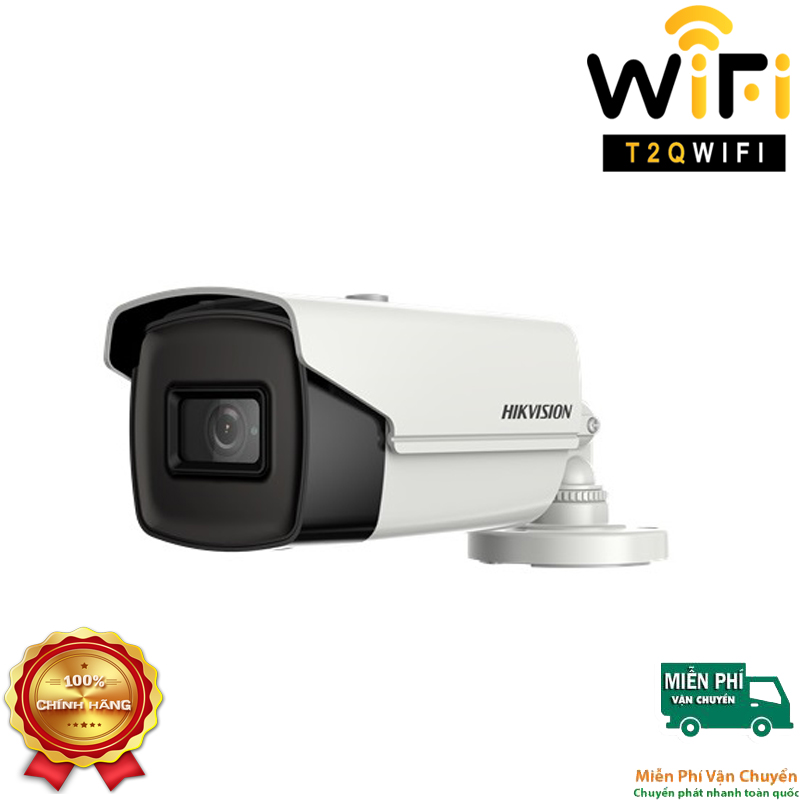 Camera HD-TVI Thân STARLIGHT 5MP HIKVISION DS-2CE16H8T-IT5F