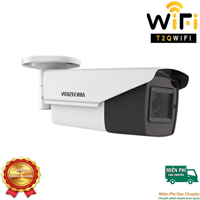 Camera HD-TVI Thân ULTRA-LOW LIGHT 5MP HIKVISION DS-2CE19H8T-AIT3ZF