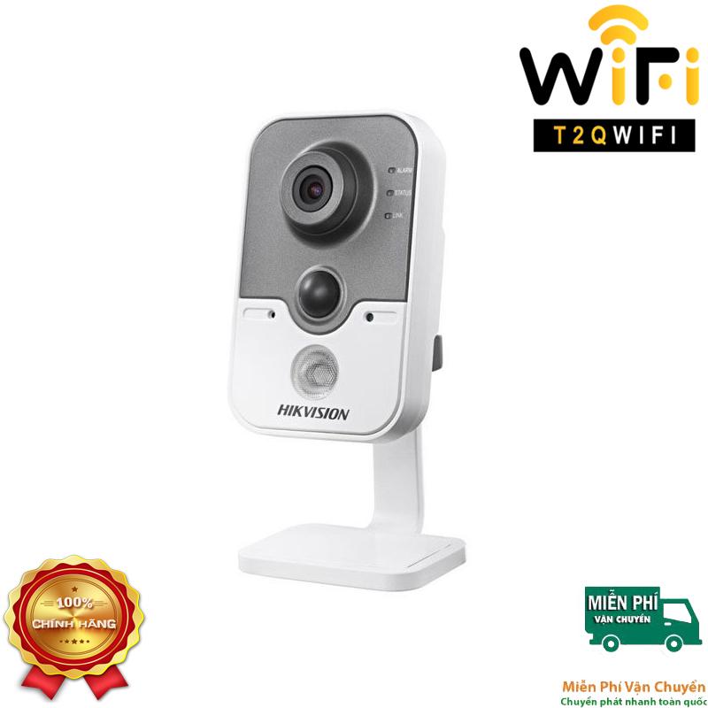 Camera HD-TVI CUBE Hồng ngoại 2MP HIKVISION DS-2CE38D8T-PIR tích hợp đèn+cổng báo động