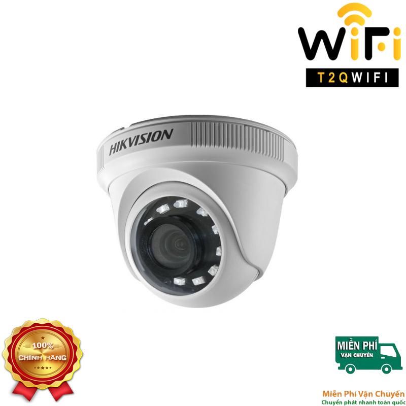 Camera HD-TVI Dome Hồng ngoại 2MP HIKVISION DS-2CE56D0T-IR