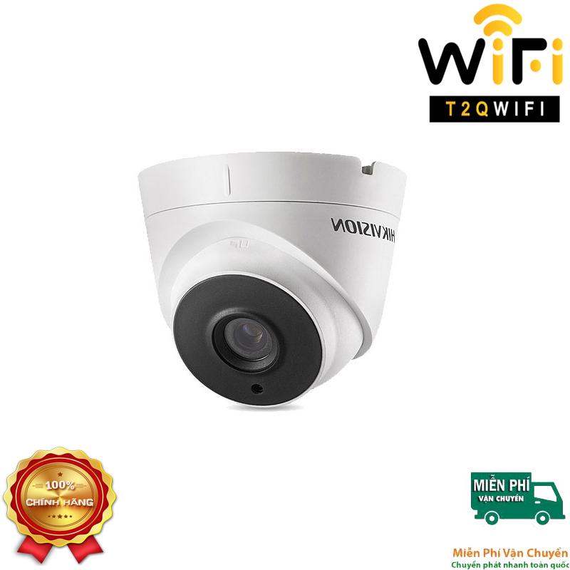 Camera HD-TVI Dome Hồng ngoại 2MP HIKVISION DS-2CE56D0T-IT3