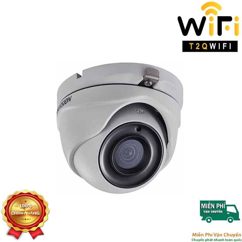 Camera HD-TVI Dome Hồng ngoại 5MP HIKVISION DS-2CE56H0T-ITM(F)