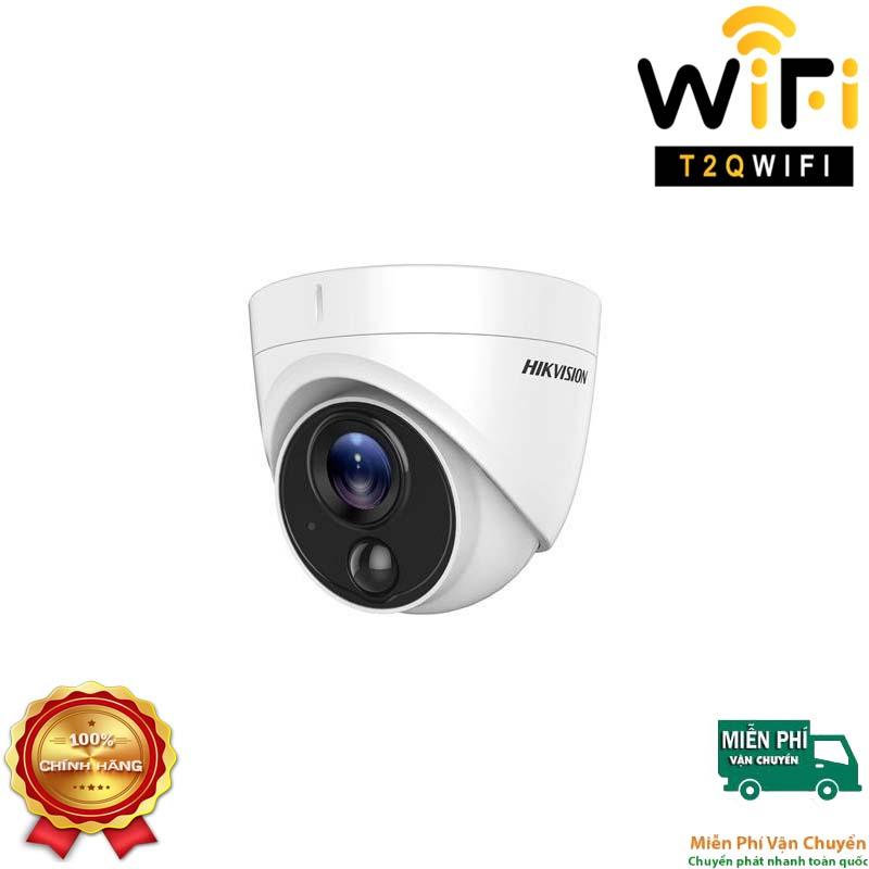 Camera HD-TVI Dome Hồng ngoại 2MP HIKVISION DS-2CE71D0T-PIRL