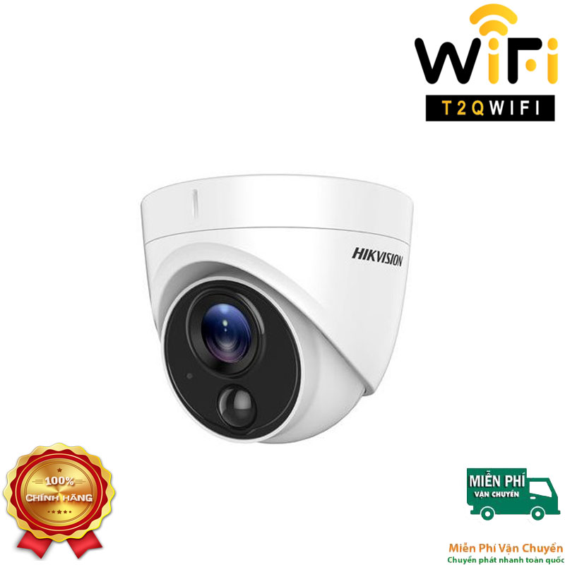 Camera HD-TVI Dome Hồng ngoại 2MP HIKVISION DS-2CE71D8T-PIRL