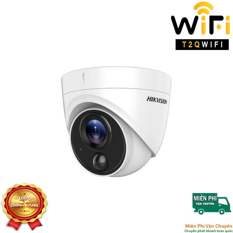Camera HD-TVI Dome Hồng ngoại 5MP HIKVISION DS-2CE71H0T-PIRL
