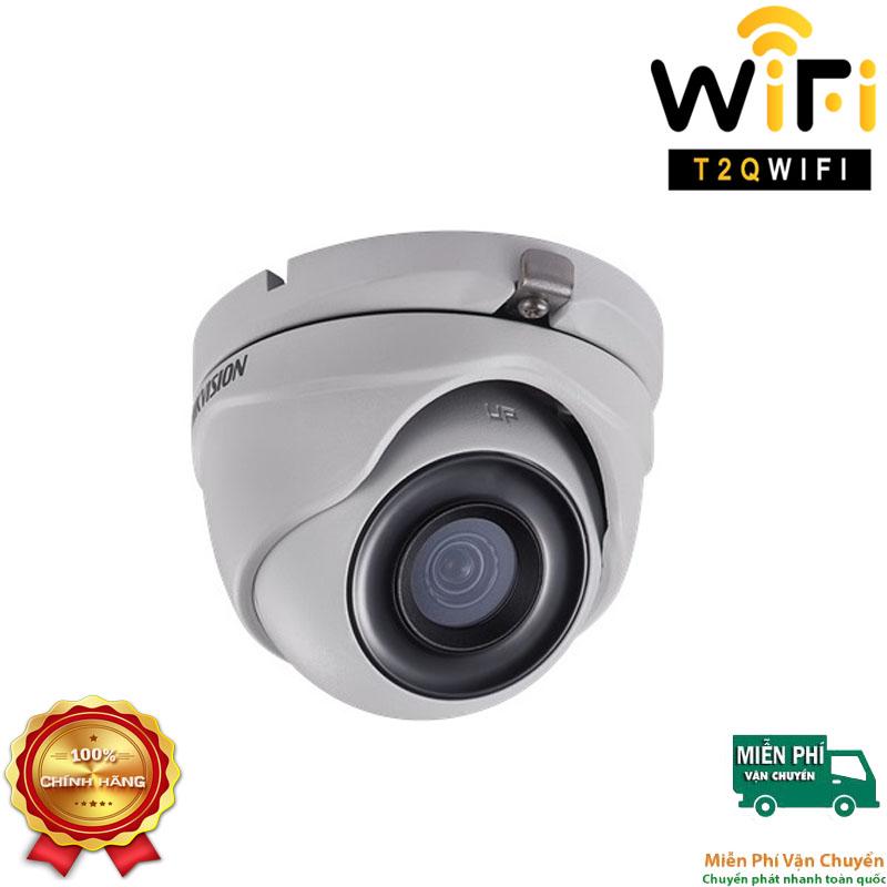 Camera HD-TVI Dome Hồng ngoại 3MP HIKVISION DS-2CE56F1T-ITM