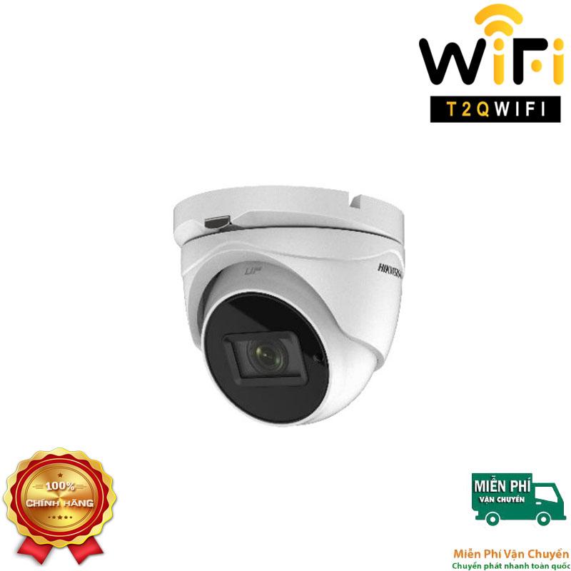 Camera HD-TVI Dome Hồng ngoại 8MP HIKVISION DS-2CE79U1T-IT3ZF