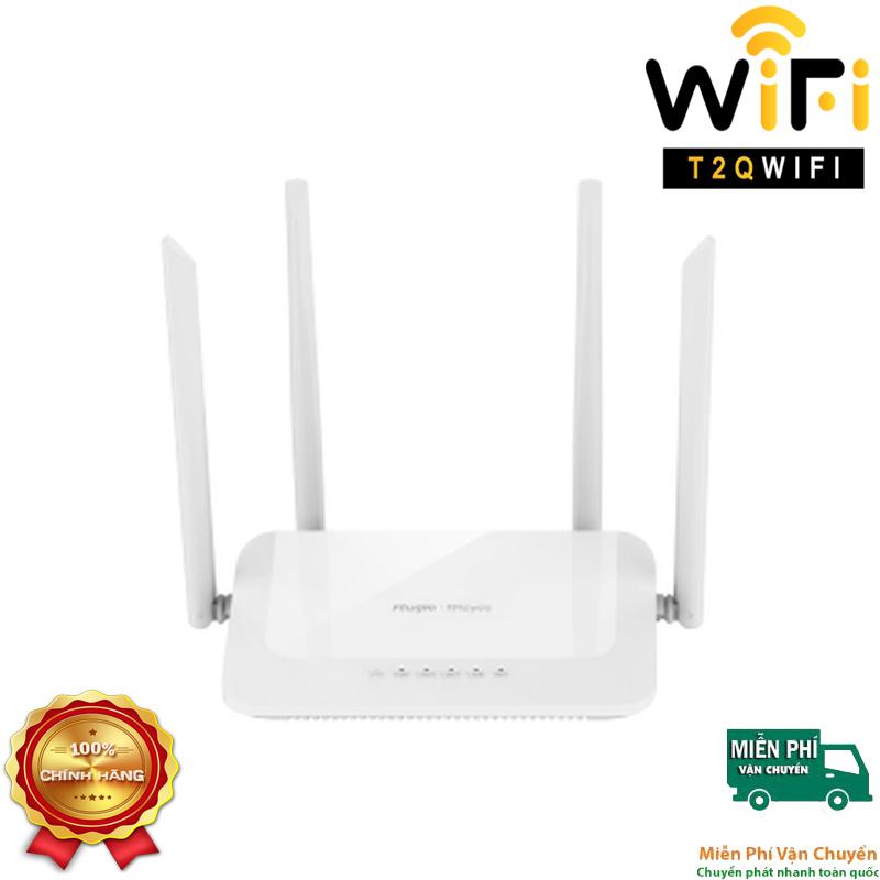 Thiết bị phát sóng WiFi Ruijie RG-EW1200 dòng Router WiFi cho hộ gia đình, tốc độ lên đến 1167Mbps