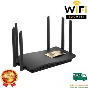 Thiết bị phát sóng WiFi Ruijie RG-EW1200G Pro, dòng Router WiFi cho hộ gia đình, tốc độ lên đến 1267Mbps