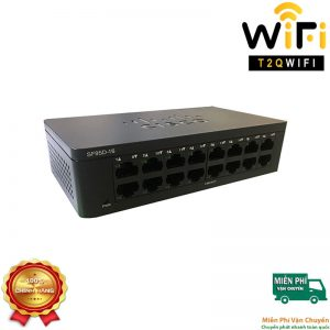 CISCO SF95D-16, Switch 16-Port 10/100Mbps Unmanaged