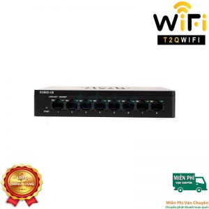 CISCO SG95D-08, Switch 8-Port 10/100/1000 Gigabit Unmanaged