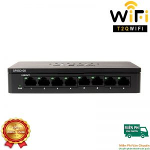 CISCO SF95D-08, Switch 8-Port 10/100Mbps Unmanaged