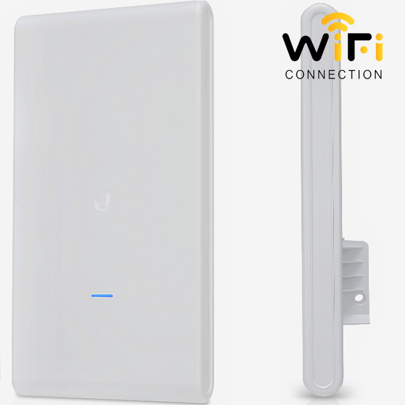 Thiết bị WiFi UniFi UAP-AC-Mesh-Pro Outdoor với nhiều tính năng thông minh